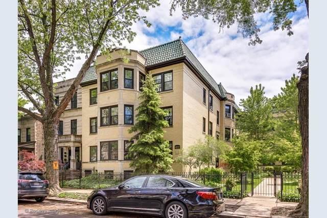 1427 W Summerdale Avenue 2B, Chicago, IL 60640 (MLS #11170147) :: Jacqui Miller Homes