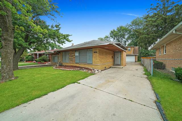 16327 Dobson Avenue, South Holland, IL 60473 (MLS #11170165) :: Littlefield Group