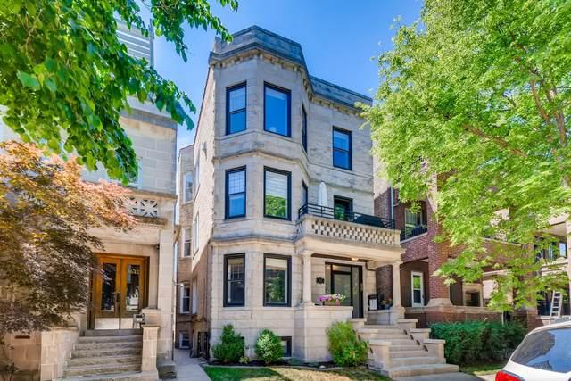 3644 N Magnolia Avenue #1, Chicago, IL 60613 (MLS #11170179) :: Helen Oliveri Real Estate
