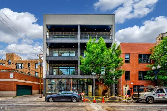 2315 W Taylor Street 4E, Chicago, IL 60612 (MLS #11170193) :: Helen Oliveri Real Estate