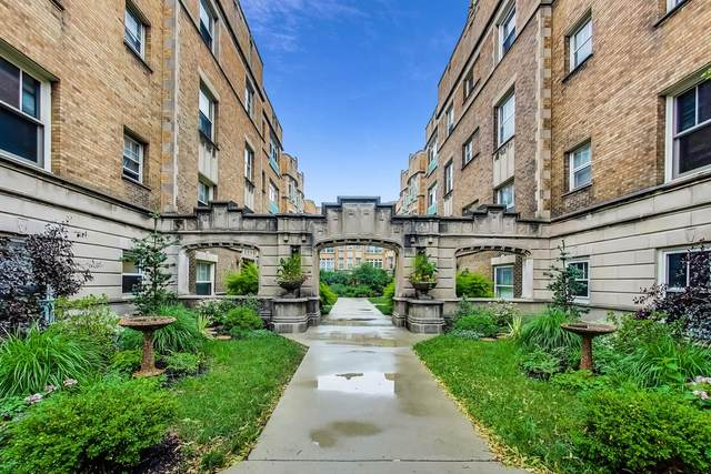 1530 E 59th Street G2, Chicago, IL 60637 (MLS #11170212) :: Jacqui Miller Homes