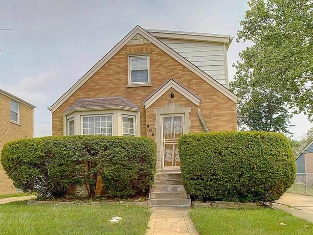 405 Bellwood Avenue, Bellwood, IL 60104 (MLS #11170215) :: Angela Walker Homes Real Estate Group