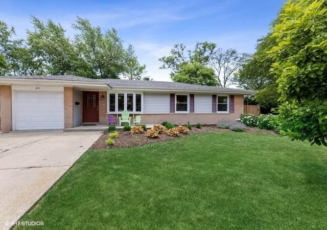411 Burlington Avenue, Clarendon Hills, IL 60514 (MLS #11170254) :: Jacqui Miller Homes