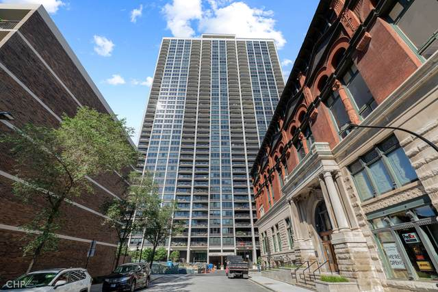 1560 N Sandburg Terrace 2003J, Chicago, IL 60610 (MLS #11170273) :: Lux Home Chicago