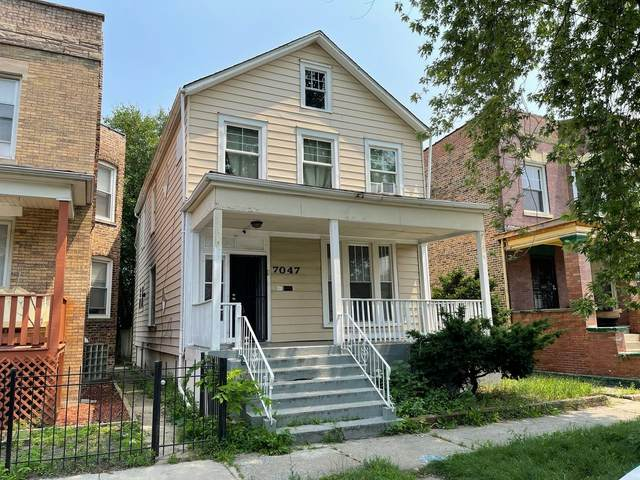 7047 S Eberhart Avenue, Chicago, IL 60637 (MLS #11170304) :: Ani Real Estate