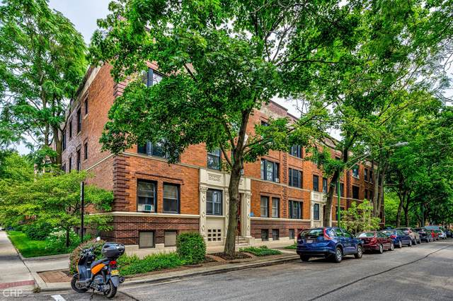 1400 E 56th Street #1, Chicago, IL 60637 (MLS #11170316) :: Jacqui Miller Homes