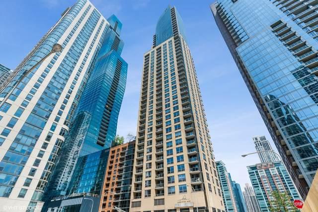 420 E Waterside Drive #2303, Chicago, IL 60601 (MLS #11170388) :: Lewke Partners - Keller Williams Success Realty