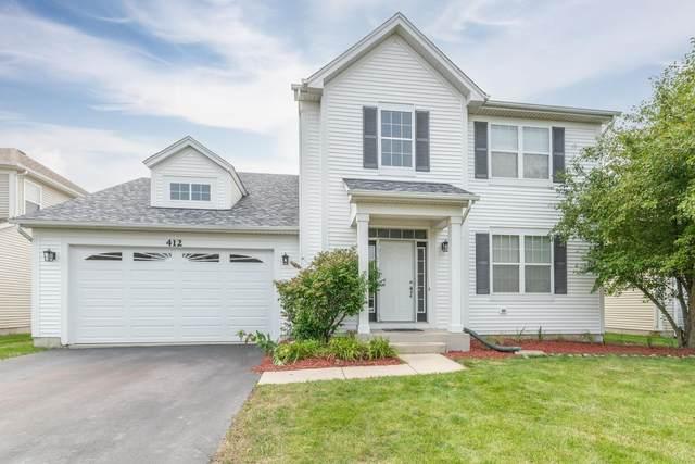 412 Fayette Drive, Oswego, IL 60543 (MLS #11170390) :: John Lyons Real Estate