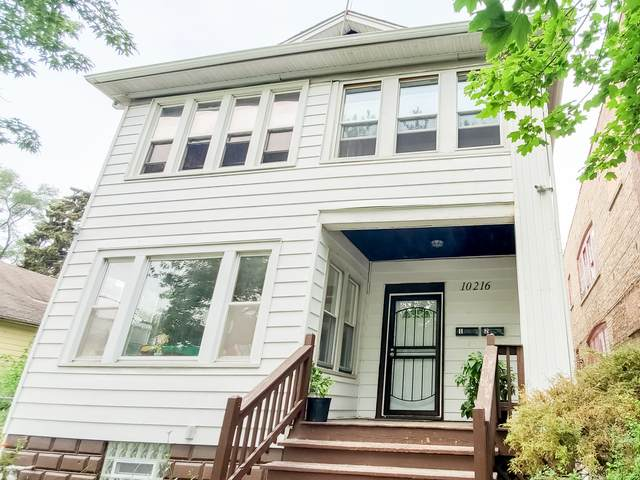 10216 S State Street, Chicago, IL 60628 (MLS #11170432) :: Ani Real Estate