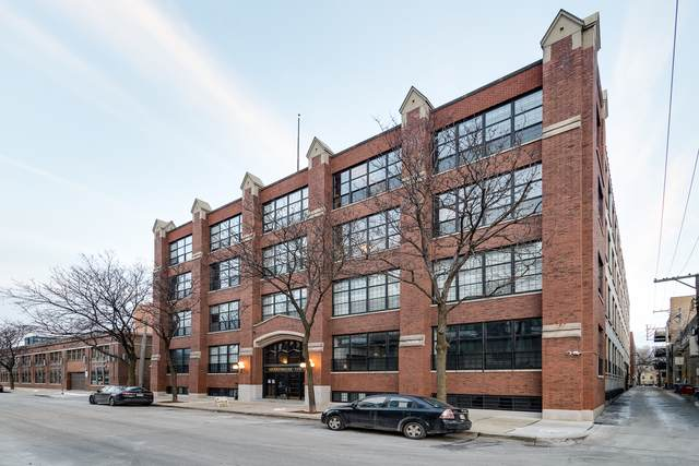 17 N Loomis Street 1H, Chicago, IL 60607 (MLS #11170456) :: Lux Home Chicago