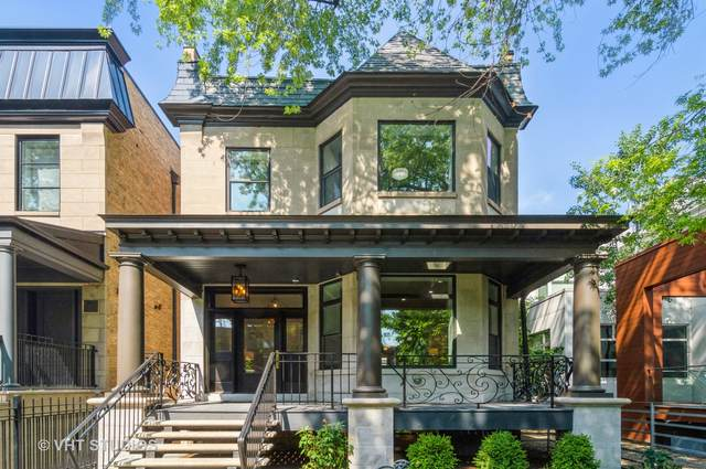 4148 N Greenview Avenue, Chicago, IL 60618 (MLS #11170495) :: Helen Oliveri Real Estate