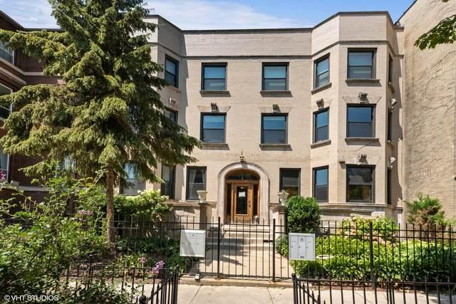3808 N Pine Grove Avenue 1S, Chicago, IL 60613 (MLS #11170539) :: Ani Real Estate