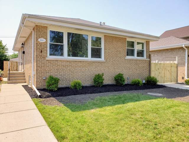 4820 N Nottingham Avenue, Chicago, IL 60656 (MLS #11170540) :: O'Neil Property Group