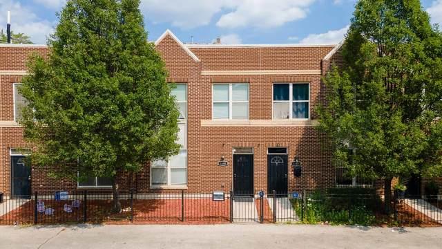3149 W Lexington Street #3, Chicago, IL 60612 (MLS #11170571) :: Ani Real Estate