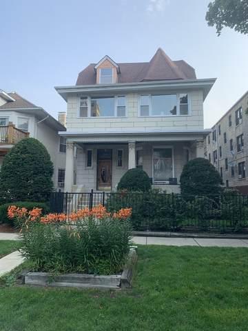 1228 W Farwell Avenue 1ST, Chicago, IL 60626 (MLS #11170577) :: Ani Real Estate