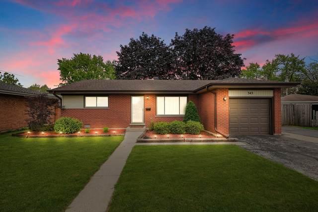 345 Wheeling Avenue, Wheeling, IL 60090 (MLS #11170609) :: Suburban Life Realty