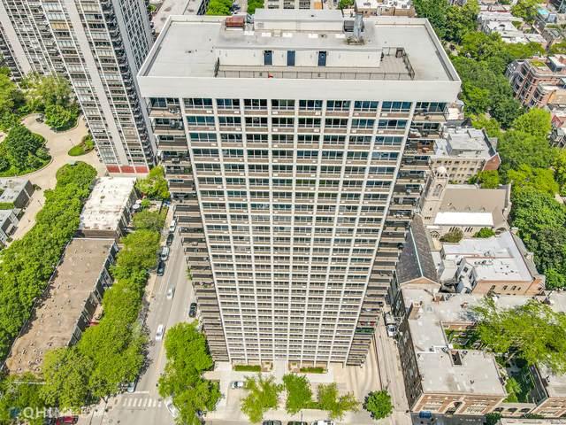 88 W Schiller Street 2409L, Chicago, IL 60610 (MLS #11170637) :: Lux Home Chicago