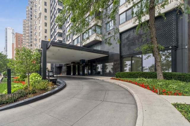 1440 N Lake Shore Drive 35M, Chicago, IL 60610 (MLS #11170646) :: Lux Home Chicago