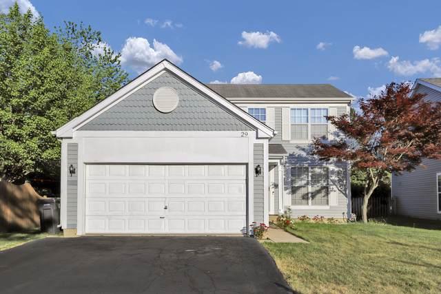 29 Wildflower Way, Streamwood, IL 60107 (MLS #11170650) :: O'Neil Property Group