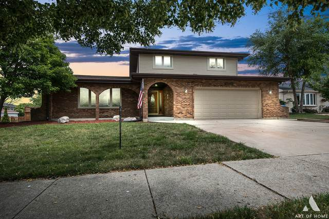 13617 Old Post Road, Orland Park, IL 60467 (MLS #11170660) :: Carolyn and Hillary Homes