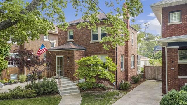 612 N Taylor Avenue, Oak Park, IL 60302 (MLS #11170666) :: O'Neil Property Group