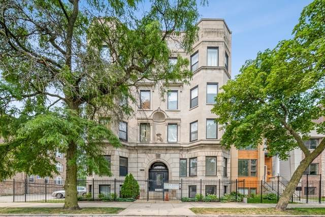 4230 S King Drive 3N, Chicago, IL 60653 (MLS #11170757) :: O'Neil Property Group