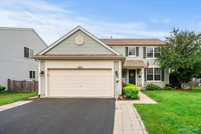 2928 Darley Drive, Montgomery, IL 60538 (MLS #11170799) :: O'Neil Property Group