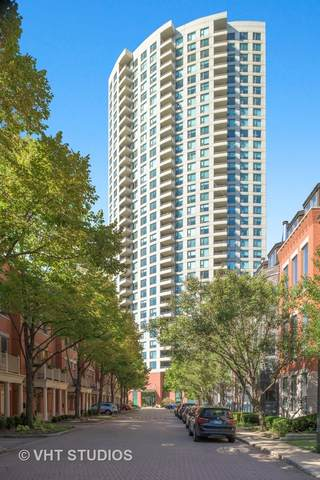 501 N Clinton Street #1306, Chicago, IL 60654 (MLS #11170814) :: Lux Home Chicago