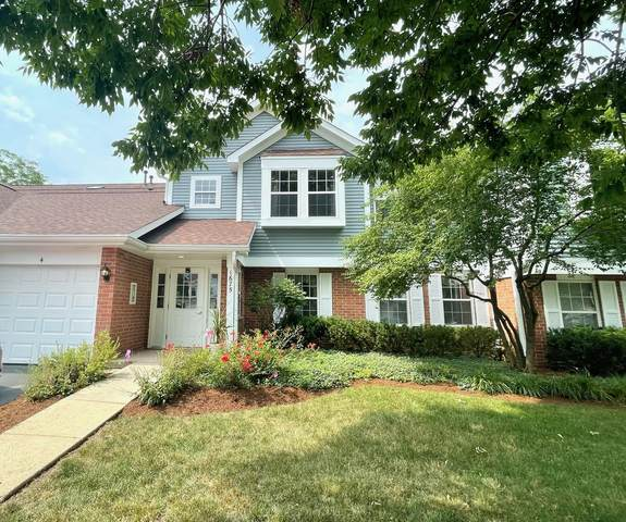 1675 Mansfield Court #3, Roselle, IL 60172 (MLS #11170835) :: O'Neil Property Group