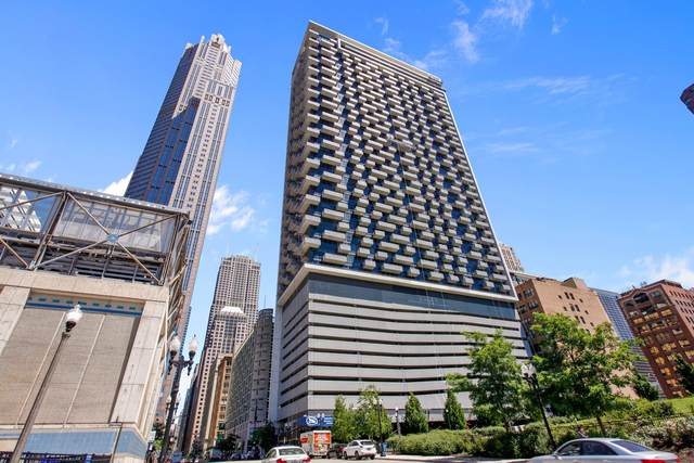 235 W Van Buren Street #2105, Chicago, IL 60607 (MLS #11170839) :: Ryan Dallas Real Estate