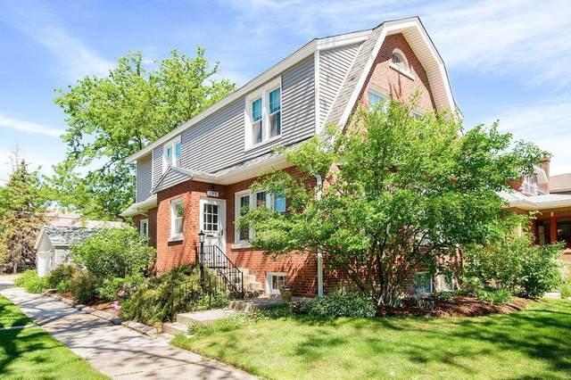1201 N Harvey Avenue, Oak Park, IL 60302 (MLS #11170904) :: O'Neil Property Group