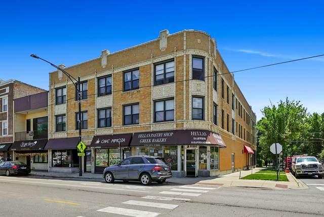 2623 W Lawrence Avenue 2N, Chicago, IL 60625 (MLS #11170920) :: Ryan Dallas Real Estate