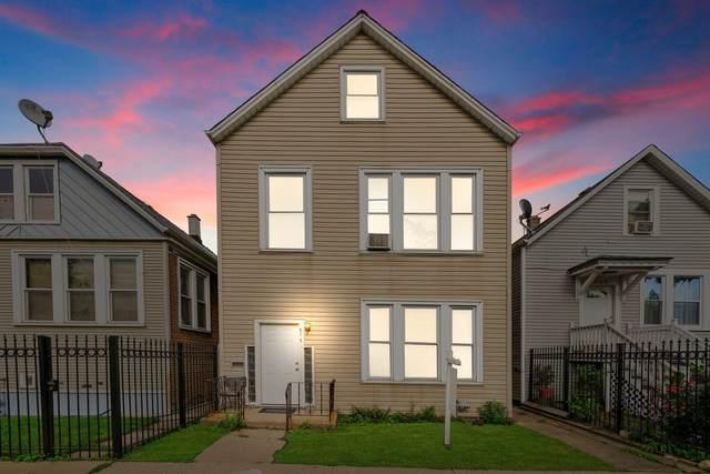 5233 S Francisco Avenue, Chicago, IL 60632 (MLS #11170931) :: Suburban Life Realty