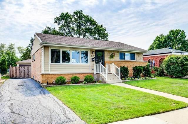 8649 N Oriole Avenue, Niles, IL 60714 (MLS #11170933) :: O'Neil Property Group