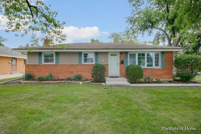 445 Emmerson Avenue, Itasca, IL 60143 (MLS #11170969) :: O'Neil Property Group