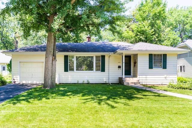 440 Oak Street, Glen Ellyn, IL 60137 (MLS #11170986) :: The Wexler Group at Keller Williams Preferred Realty