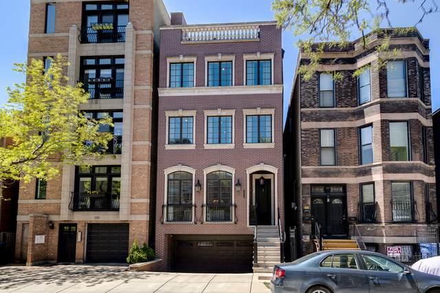1512 N Wieland Street, Chicago, IL 60610 (MLS #11170992) :: Littlefield Group