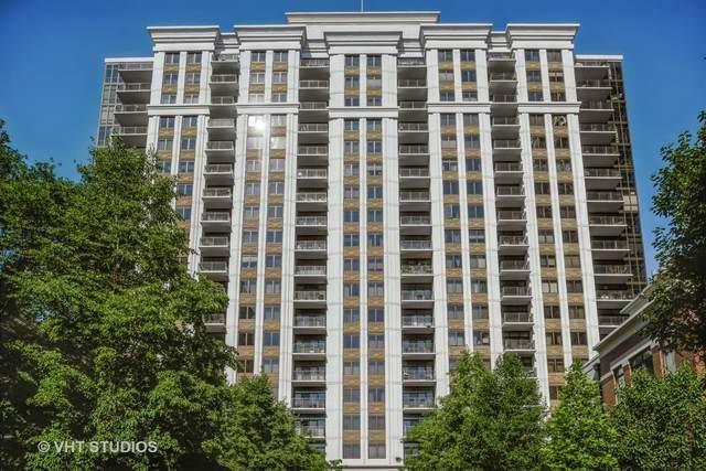 1322 S Prairie Avenue #803, Chicago, IL 60605 (MLS #11171007) :: Schoon Family Group