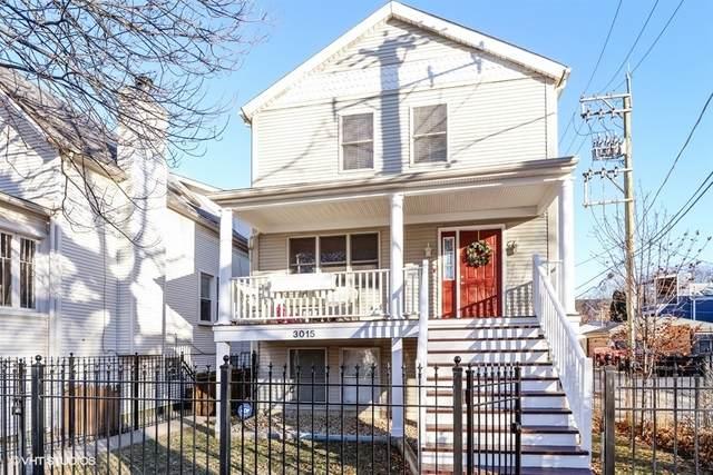 3015 N Leavitt Street #2, Chicago, IL 60618 (MLS #11171063) :: Ryan Dallas Real Estate