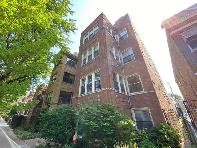 4937 N Troy Street #3, Chicago, IL 60625 (MLS #11171067) :: O'Neil Property Group