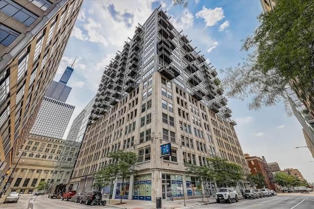565 W Quincy Street #505, Chicago, IL 60661 (MLS #11171083) :: Ryan Dallas Real Estate