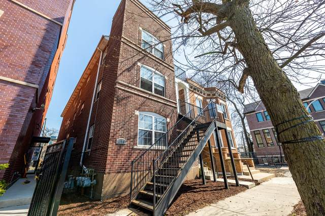 4325 S Vernon Avenue #2, Chicago, IL 60653 (MLS #11171085) :: O'Neil Property Group