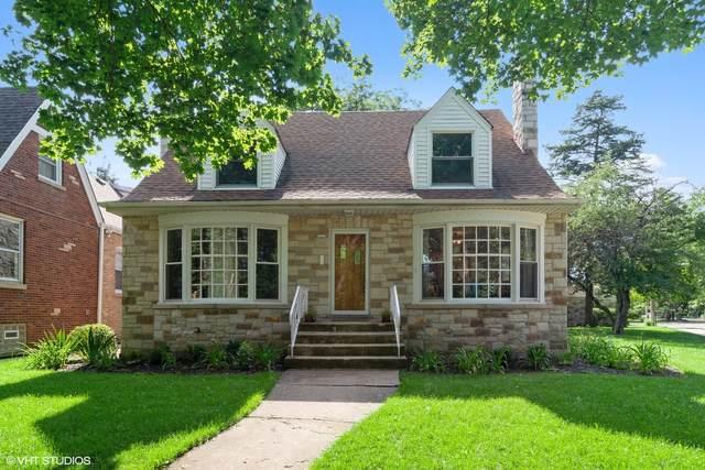 6064 N Monitor Avenue, Chicago, IL 60646 (MLS #11171094) :: John Lyons Real Estate