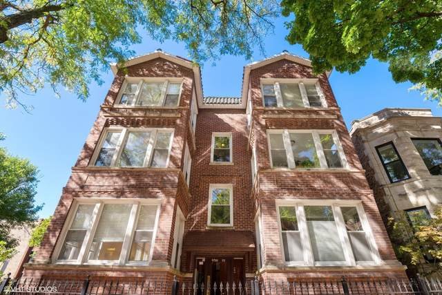 4700 N Campbell Avenue #2, Chicago, IL 60625 (MLS #11171100) :: Ryan Dallas Real Estate