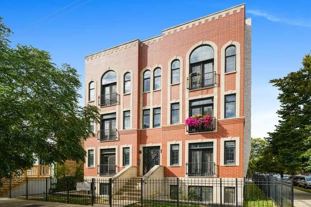 1704 S Carpenter Street 2B, Chicago, IL 60608 (MLS #11171106) :: Lewke Partners - Keller Williams Success Realty