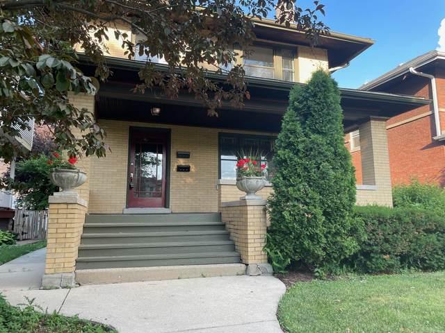 106 S Taylor Avenue, Oak Park, IL 60302 (MLS #11171127) :: O'Neil Property Group