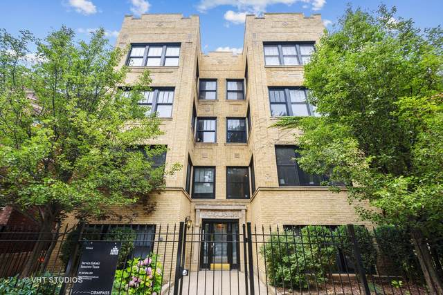 2142 W Concord Place #1, Chicago, IL 60647 (MLS #11171136) :: Lewke Partners - Keller Williams Success Realty