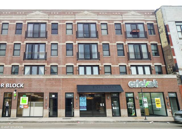 1240 N Milwaukee Avenue #3, Chicago, IL 60622 (MLS #11171164) :: Touchstone Group