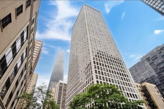 260 E Chestnut Street #4305, Chicago, IL 60611 (MLS #11171166) :: Lux Home Chicago