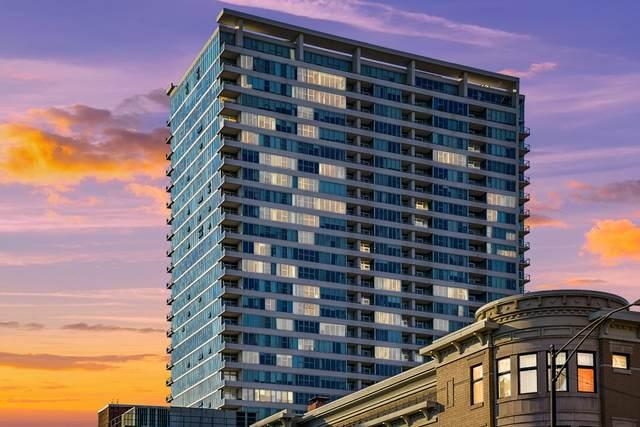 1720 S Michigan Avenue #806, Chicago, IL 60616 (MLS #11171182) :: Lewke Partners - Keller Williams Success Realty